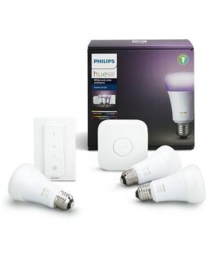 Kitw c 3lampe27 10w dim Philips 929001257361 8718696728796 929001257361 by Philips
