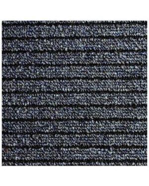 Tappeto nomad aqua t. 45 60x90 nero - Nomad aqua tessile 45 96436