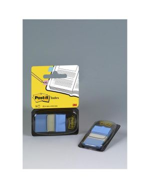 POST-IT INDEX 680-23 BLU 97683A
