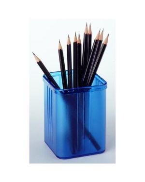 Portapenne blu Tecnostyl AT8/6A 8010026001440 AT8/6A