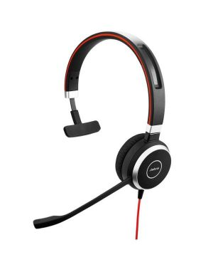 Jabra evolve 40 uc mono GN AUDIO - BUSINESS 6393-829-209 5706991017045 6393-829-209 by No