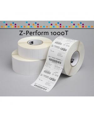 Z-perf 1000t 127x64mm ZEBRA - AIT_BCSP_S1_1 3006417 5656565656562 3006417 by No