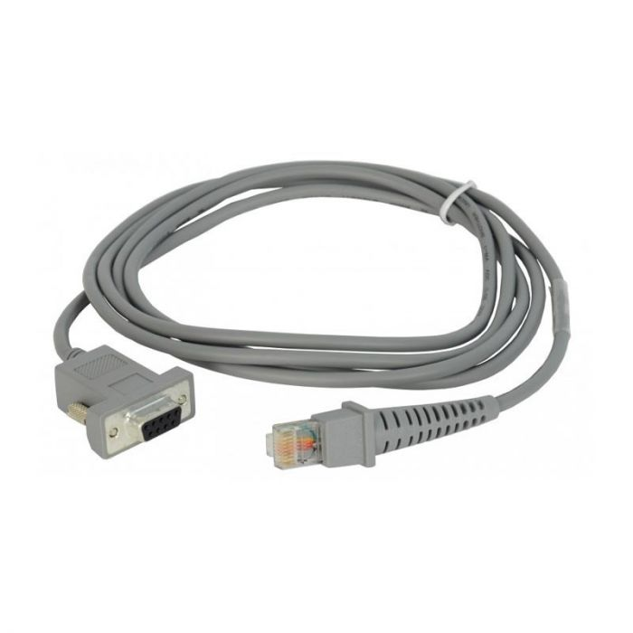 Dl cab-350 rs232 straight cable DL-COMMON ACCESSORIES 90A051230 5052178407100 90A051230 by Dl-common Accessories