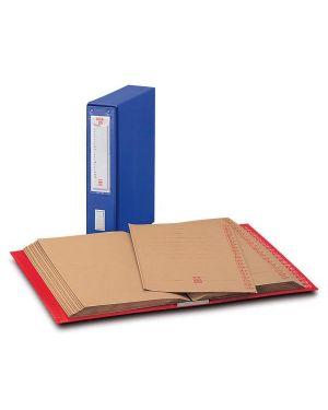 Classificatore alfabetico mec 20 blu 23x32cm, dorso 8.5cm 12004 8004389006501 12004