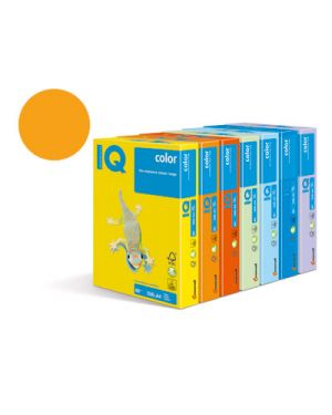 Carta fotocopie colorata forte gr.80 a3. i - q arancio or43 fg.500 MONDI 180037450 9003974400747 180037450
