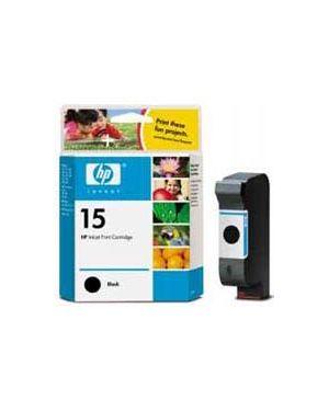 Ink rigenerata hp c6615a nero HP 4601343 3584770427443 4601343