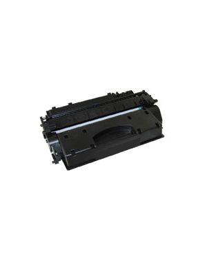 Toner rigenerato hp ce505x 4606645