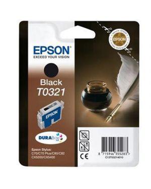 Ink compatibile epson t032140 nero 4600819