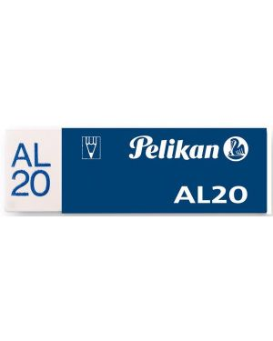 Box 20 gomme pelikan al20 (0ard51 606046 4012700204288 606046 by Pelikan