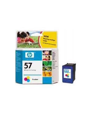 Ink rigenerata hp c6657a colore HP 4601019 8032605902269 4601019