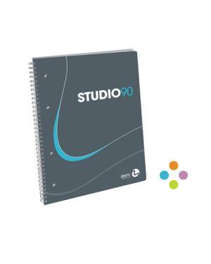 Blocco spiralato studio maxi fg.70 gr.90 5mm BIEMME ARTI GRAFICHE 100141 8008234001413 100141