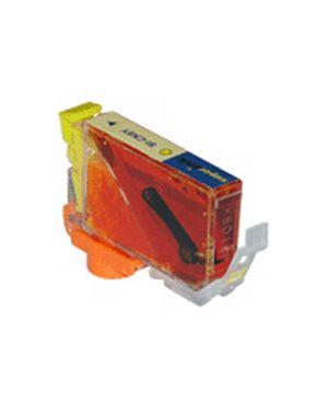 Ink compatibile canon cli-8y giallo INK JET RIGENERATE/COMPATIBILI 4604006 8032605929075 4604006