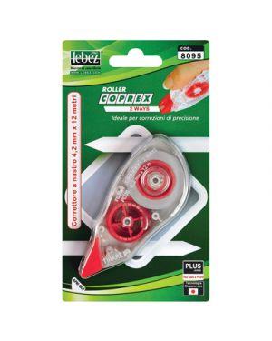 Correttore coprex roller 2-ways mm 4,2 x mt 12 LEBEZ 8095 8007509080955 8095