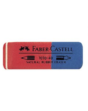 GOMMA FABER CASTELL 7070/40 PZ. 40 187040 by No