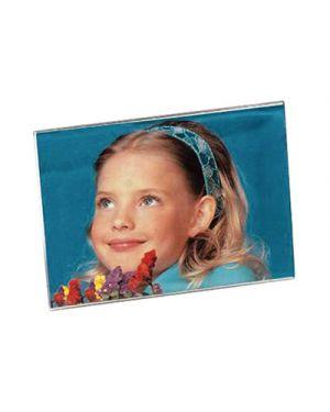 Portadepliant - portafoto in acrilico orizzontale cm.10x15 LEBEZ 7041 8007509070413 7041