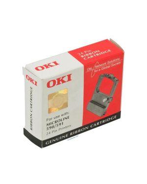 Cartuccia nastro nero ml590/591 - 9002316 9002316 by Oki