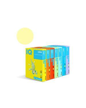 Carta fotocopie colorata tenue gr.80 a3 i - q giallo ye23 fg.500 MONDI 180037510 9003974400297 180037510