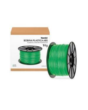 Bobina abs verde Hamlet HP3DXROLGR 5391508635272 HP3DXROLGR