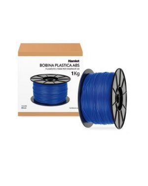 Bobina abs blu Hamlet HP3DXROLBL 5391508635289 HP3DXROLBL