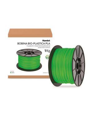 Bobina pla verde Hamlet HP3DXPLAGR 8000130591050 HP3DXPLAGR