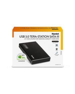 Box esterno 2.5in usb 3.0 HXD25U3TB by HAMLET