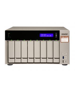 Tvs-873e-4g 8 bay 2.1 ghz qc QNAP - NAS DT TVS-873E-4G 4713213512548 TVS-873E-4G by Qnap - Nas Dt