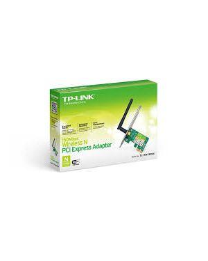 TL-WN781ND 150MBPS WRLS PCI-E TL-WN781ND