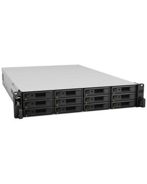 Rx1217rp 2u 12 bay rps expans SYNOLOGY - NAS RM RX1217RP 4711174722310 RX1217RP by Synology - Nas Rm