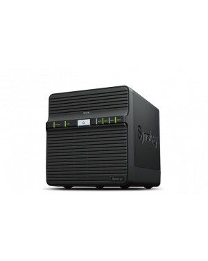 Ds418j 4bay 1.4 ghz dc 1gb ddr4 SYNOLOGY - NAS DT DS418J 4711174722747 DS418J by Synology - Nas Dt