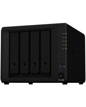 Ds918+ 4bay 1.5 ghz qc 2x gbe SYNOLOGY - NAS DT DS918+ 4711174722594 DS918+ by Synology - Nas Dt