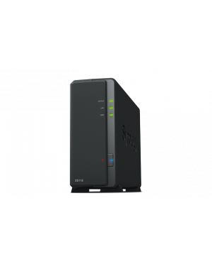 DS118 1BAY 1.4 GHZ QC 1GB DDR4 DS118 by Synology - Nas Dt