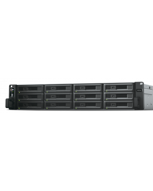 RS3618XS 2U 12BAY 2.4 GHZ QC RS3618XS by Synology - Nas Rm