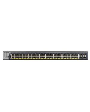 52-port gb poe+ smart sw 4sfp NETGEAR - RETAIL GS752TP-200EUS 606449131390 GS752TP-200EUS by Netgear - Retail