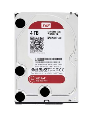 WD RED 4TB 64MB NAS WD40EFRX by No