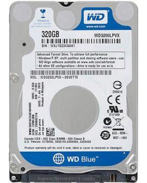 320GB BLUE 16MB 7MM WD3200LPCX