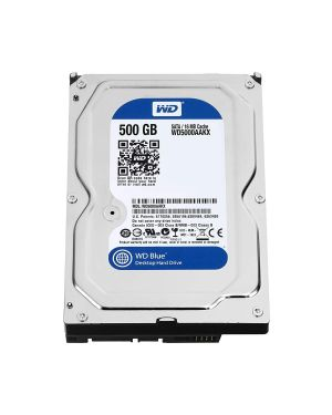 500gb blue 32mb WD - INT HDD DESKTOP WD5000AZLX 718037782881 WD5000AZLX by Western Digital - Int Hdd Desktop