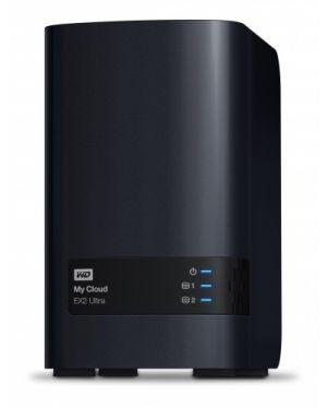 MYCLOUD EX2 ULTRA 8TB 3.5IN WDBVBZ0080JCH-EESN by No