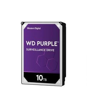 Wd purple 3.5p 10tb 256mb (av Western Digital WD100PURZ 718037856087 WD100PURZ by No
