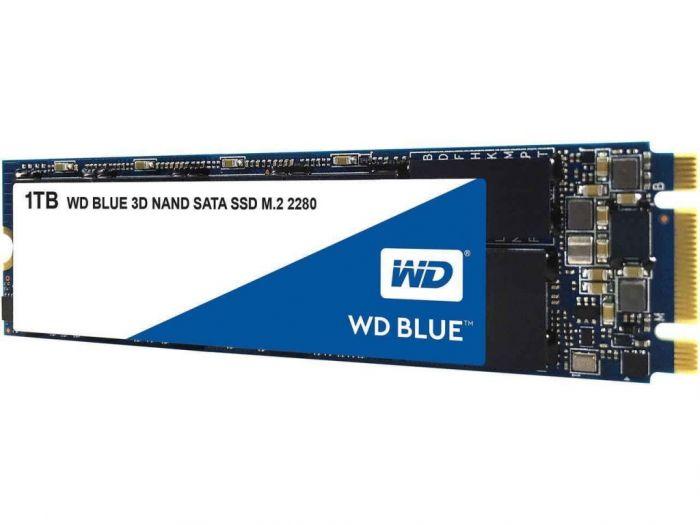 Wd blue ssd 1tb m.2 WD - SSD CONSUMER WDS100T2B0B 718037856322 WDS100T2B0B by No