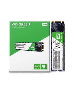 Wd green ssd 240gb m.2 WD - SSD CONSUMER WDS240G2G0B 718037858845 WDS240G2G0B by No