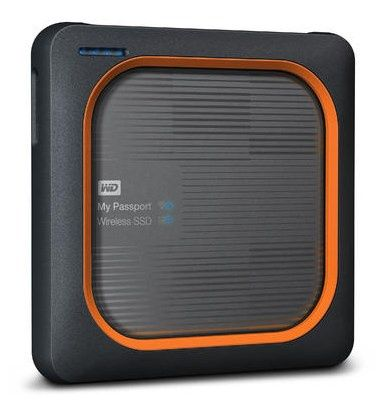 My passport wireless ssd 250gb WD - EXT HDD MOBILE WDBAMJ2500AGY-EESN 718037859767 WDBAMJ2500AGY-EESN by No