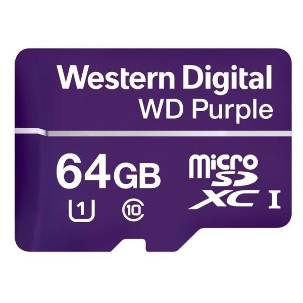 Wd purple microsd 64gb WD - SSD CONSUMER WDD064G1P0A 718037863535 WDD064G1P0A by No