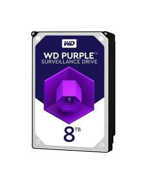 8TB PURPLE 256MB WD81PURZ