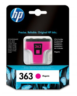 Ink cartridge no 363 magenta HP - INKJET SUPPLY NON CENTRAL (1N) C8772EE#UUS 889894729071 C8772EE#UUS