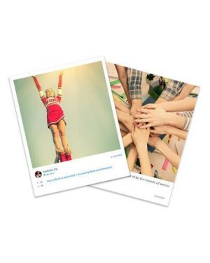 Social media snapshots 25 sheet HP - INKJET MEDIA (AU) W2G60A 889899257166 W2G60A