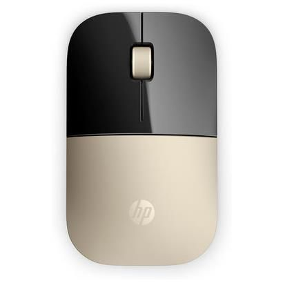 Hp z3700 gold wireless mouse HP Inc X7Q43AA#ABB 190780030554 X7Q43AA#ABB by No