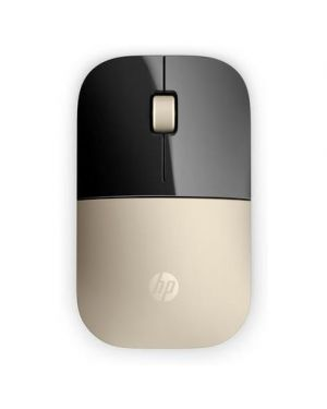 Hp z3700 gold wireless mouse HP Inc X7Q43AA#ABB 190780030554 X7Q43AA#ABB