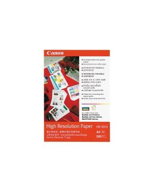 Hr-101n carta speciale con CANON - SUPPLIES MEDIA 1033A002 4960999867090 1033A002