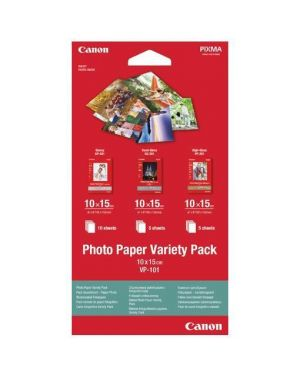 Vp-101 carta fotografica 10x15 CANON - SUPPLIES MEDIA 0775B078 8714574600086 0775B078