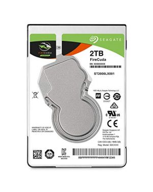FIRECUDA 2.5IN 2TB SSHD ST2000LX001